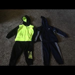 2 Nike Dri-Fit outfits